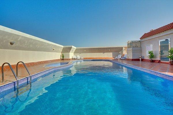 Al Manar Grand Hotel Apartment (ех. Belvedere Court Hotel Apartments) - фото 20