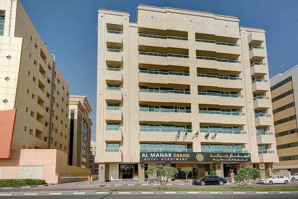 Al Manar Grand Hotel Apartment (ех. Belvedere Court Hotel Apartments) - фото 21