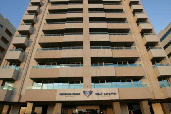 Al Manar Grand Hotel Apartment (ех. Belvedere Court Hotel Apartments) - фото 23