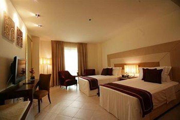 Al Manar Grand Hotel Apartment (ех. Belvedere Court Hotel Apartments) - фото 3