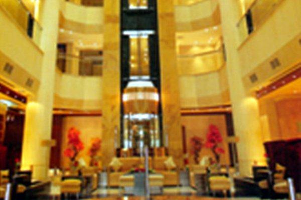 Al Manar Grand Hotel Apartment (ех. Belvedere Court Hotel Apartments) - фото 6