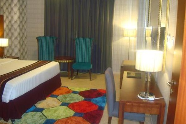 Al Manar Grand Hotel Apartment (ех. Belvedere Court Hotel Apartments) - фото 7