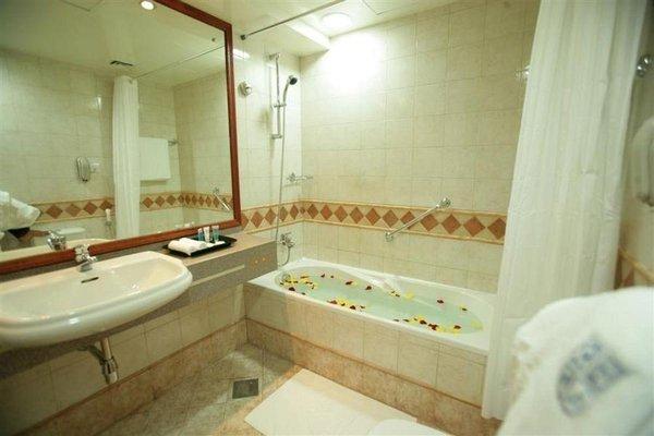 Al Manar Grand Hotel Apartment (ех. Belvedere Court Hotel Apartments) - фото 9