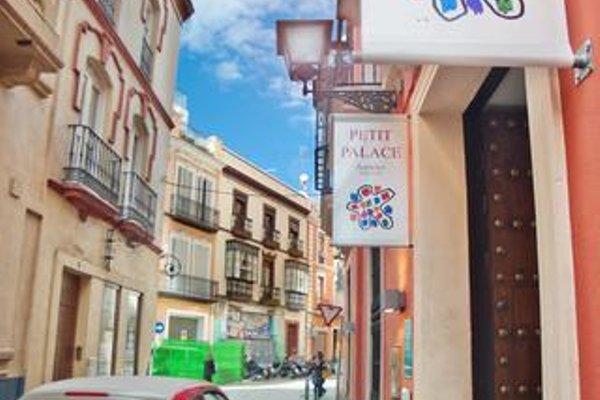 Petit Palace Marques Santa Ana - фото 23