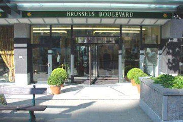 Tulip Inn Boulevard Brussels - фото 10