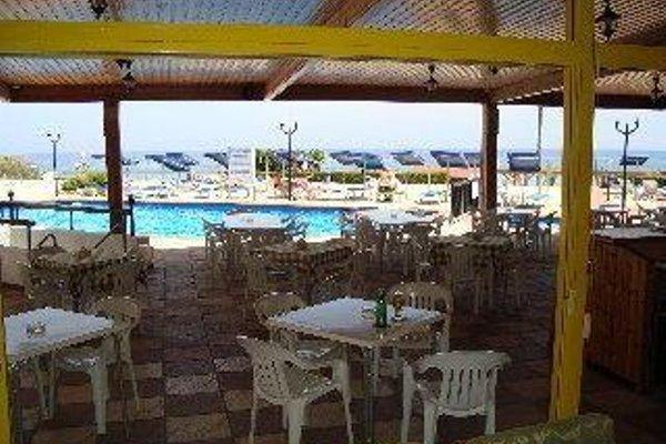 Evalena Beach Hotel - фото 14