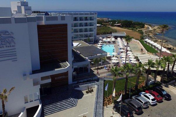 Evalena Beach Hotel - фото 22