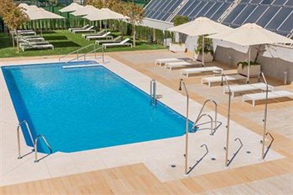 Hilton Garden Inn Sevilla - фото 20