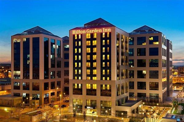 Hilton Garden Inn Sevilla - фото 23