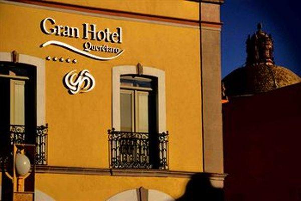 Gran Hotel de QuerA(C)taro - фото 21