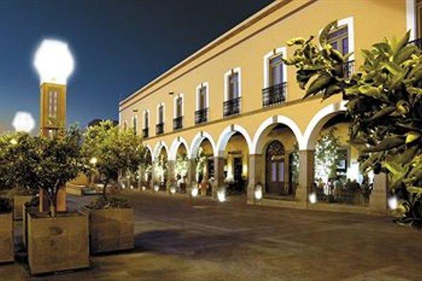 Gran Hotel de QuerA(C)taro - фото 22