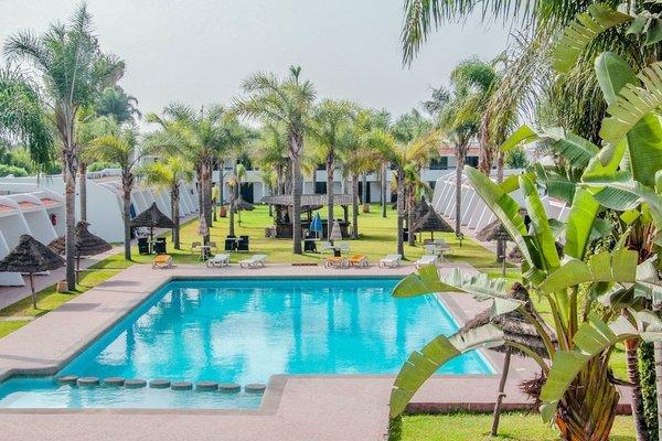 Hotel Assam Kenitra - фото 12