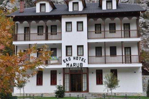 Hotel Marub - фото 23
