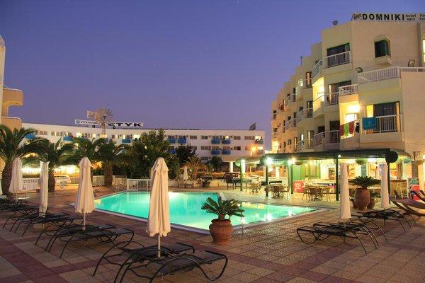 Domniki Hotel Apartments - 12