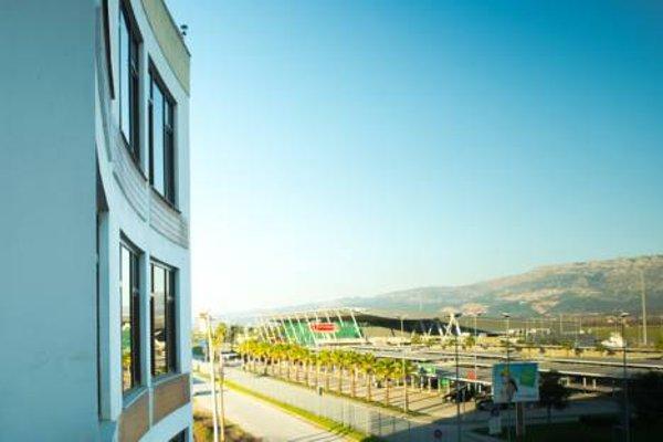 Hotel Airport Tirana - фото 16