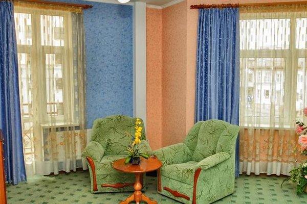 Отель Славия - фото 26