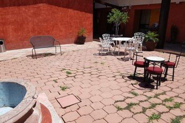 Real de Minas Inn Hotel, Queretaro - фото 18