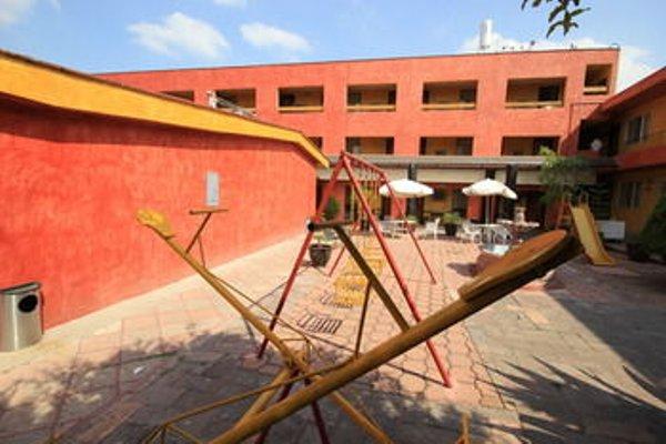 Real de Minas Inn Hotel, Queretaro - фото 20