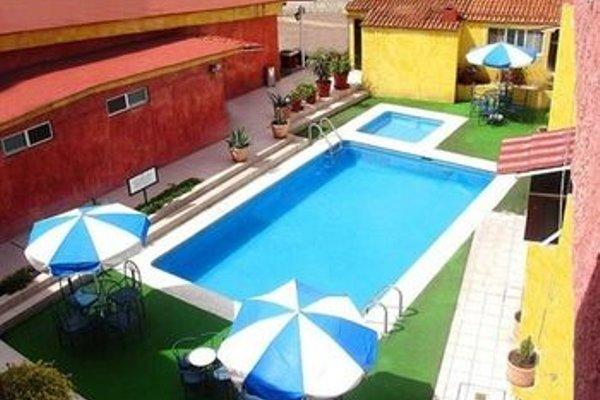 Real de Minas Inn Hotel, Queretaro - фото 21
