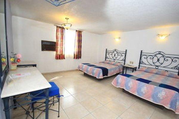 Real de Minas Inn Hotel, Queretaro - фото 4
