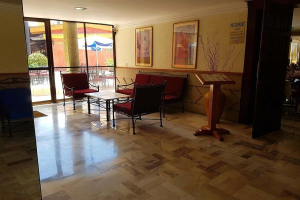 Real de Minas Inn Hotel, Queretaro - фото 6