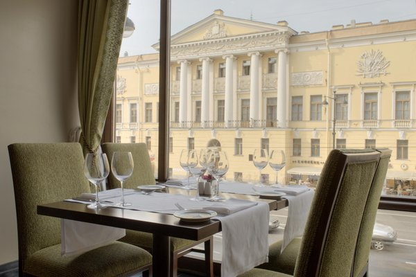Гостиница «Коринтия Санкт-Петербург» - фото 7