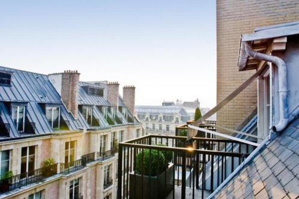 Hotel Vernet - фото 26