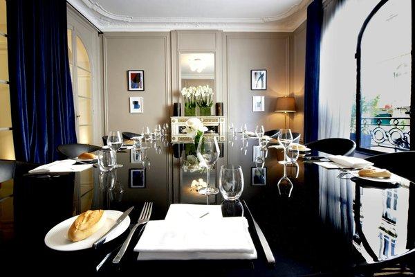 Hotel Vernet - фото 10