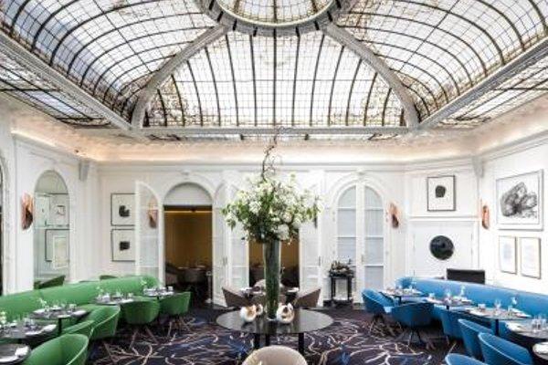 Hotel Vernet - фото 14