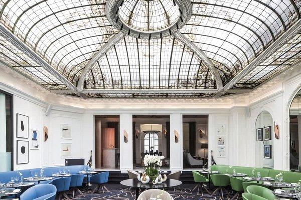 Hotel Vernet - фото 15