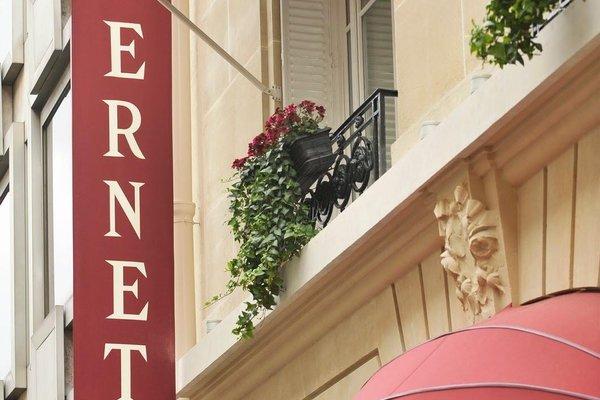 Hotel Vernet - фото 19