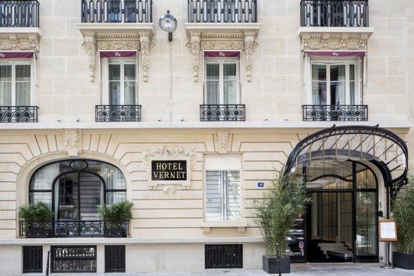 Hotel Vernet - фото 22