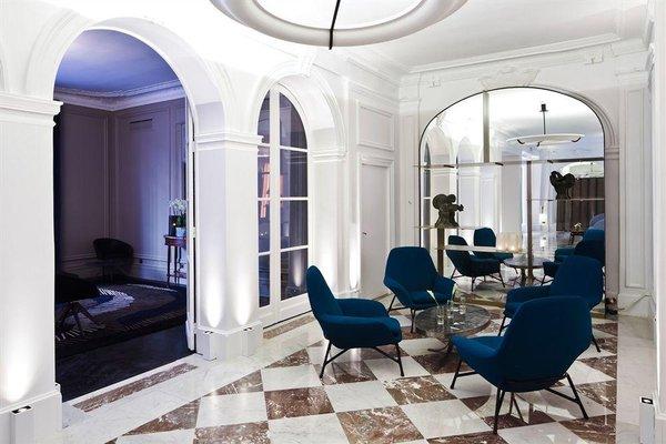 Hotel Vernet - фото 4