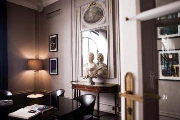 Hotel Vernet - фото 5