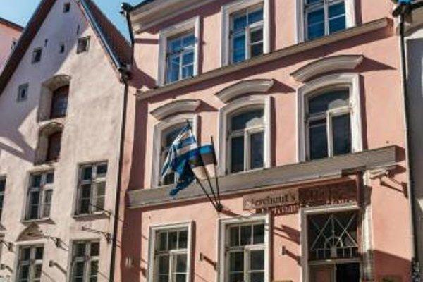 Отель «Merchant`s House» - фото 23