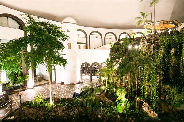 Hotel THe Volcan Lanzarote - фото 17