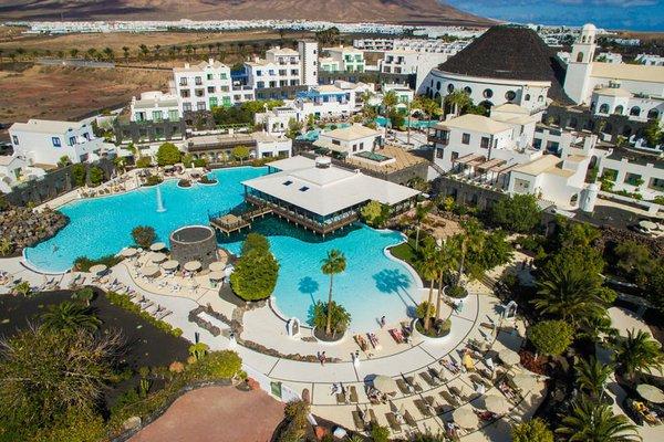 Hotel THe Volcan Lanzarote - фото 20