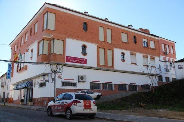 Hotel Vazquez Diaz - фото 7