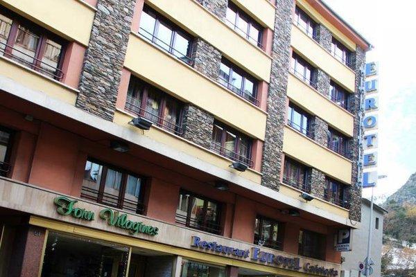 Silken Insitu Eurotel Andorra - фото 21