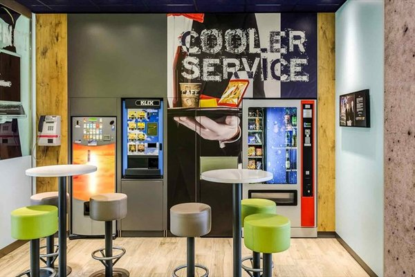 Ibis budget Berlin Potsdamer Platz - фото 16
