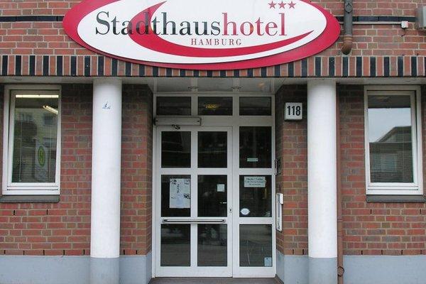 Stadthaushotel - фото 9