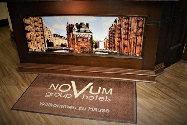 Novum Hotel Norddeutscher Hof Hamburg - фото 15