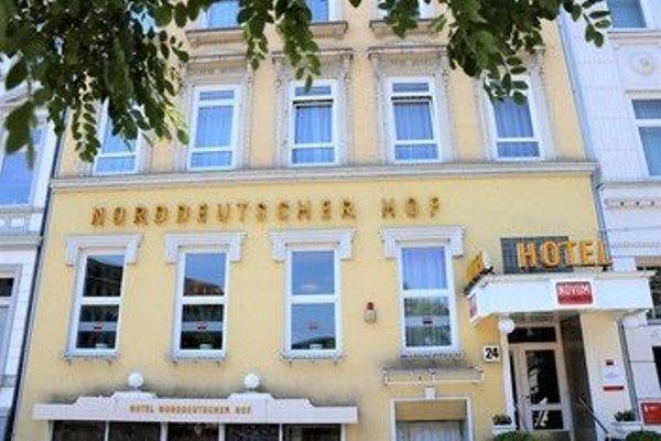 Novum Hotel Norddeutscher Hof Hamburg - фото 23
