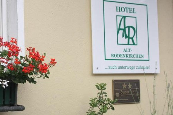 Hotel Alt-Rodenkirchen - фото 21