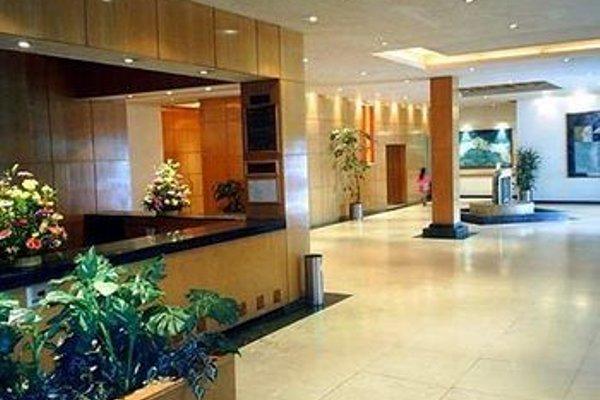 Hotel Sevilla - фото 19