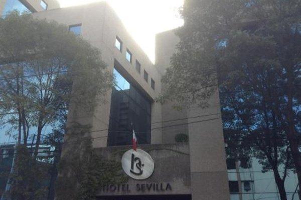 Hotel Sevilla - фото 22