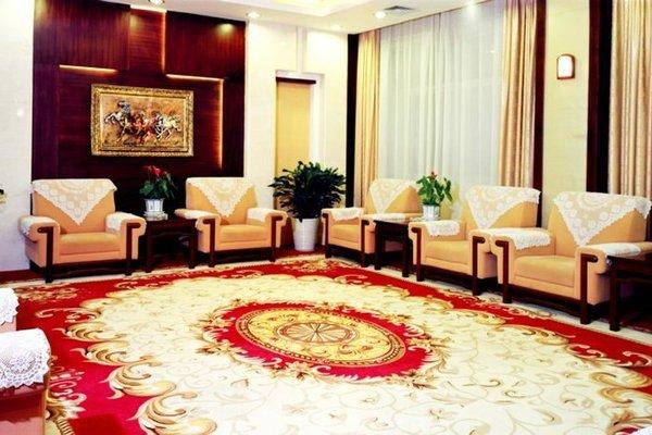 Luban Yizhou Hotel - Linyi - 3