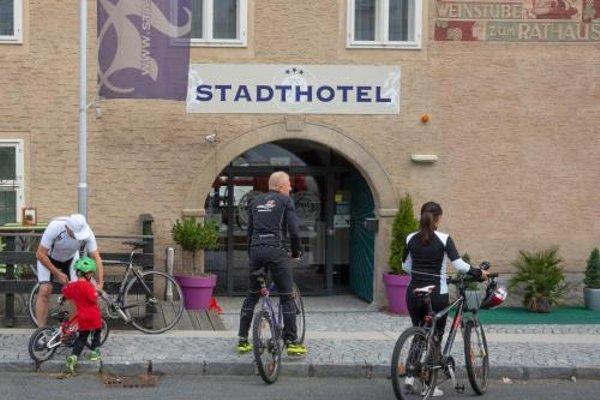 Stadthotel Waidhofen an der Thaya - фото 22