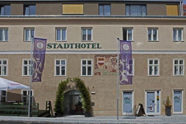Stadthotel Waidhofen an der Thaya - фото 23