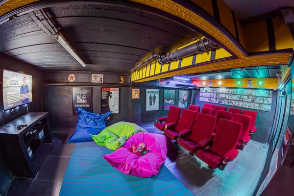 Cube Hostel - фото 20